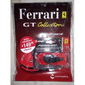 Ferrari 1/43 - La Ferrari - Burago - Colección Clarín Nº1