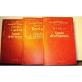 Estudio De La Historia 3 Tomos (completo) - Arnold J Toynbee