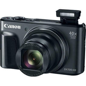 Rosario Canon Sx720 Hs Wifi 20,3 Mpx Zoom 40x Lcd 3 Full Hd