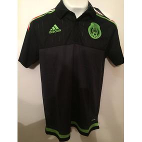 Polo De Viaje adidas Mexico Selección