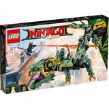 Lego 70612 Ninjago Movie Dragon Del Ninja Verde Mundo Manias