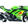 Adesivo Kawasaki Moto Ninja 300r Ninja 300 Kit Adesivo Jp