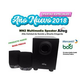Cornetas Mn2 Multimedia Speaker Marca Aiteg Nuevo Laptop Pc