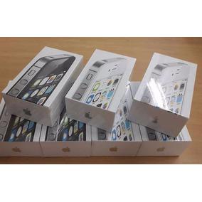 Iphone 4s 16gb Original Blanco Negro Nuevo Caja Libre Regalo