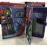 Tablet 7 Liga De La Justicia 1gb-8gb - Lápiz Y Funda