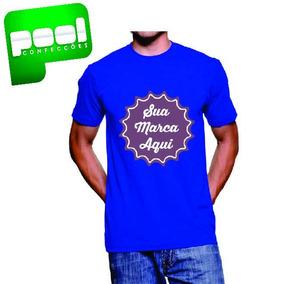 Camisa Personalizada - Pacote 20 Unidades Normal/polo