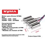 Motor Syma Drone 5hw-x5s-x5c- Otros 8mm*22mm Original