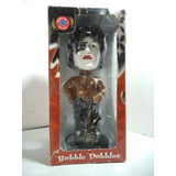Paul Stanley Starchild Kiss Bobble Head Pintado A Mano
