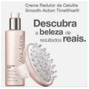 Mary Kay Kit Gel Creme Smooth-action Time Wise + Massageador