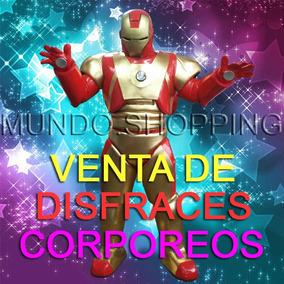 Vendo Disfraz Corporeo De Iron Man A $145.000 Pesos