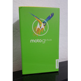 Celular Motorola Moto G5 Plus 32gb+mica Cristal+envío Gratis