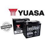 Bateria Moto Yuasa Ytz6v Honda Crf 150f, Crf 230f, Crf 250x