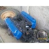 Motor 3/4 Ford 302 A 60 Camaras Y Camarin 4 Bocas Incuido