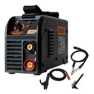 Soldadora Inverter Electrica 140 Amp Orebro + Pinzas Cepillo