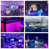 Salas Lounge Palets,barras, Separadores Fila, Cocteleras