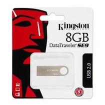 Nueva Memoria Usb Kingston 8gb Modelo Se9 Garantizada
