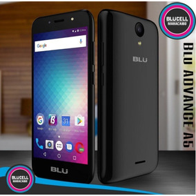 Telefono Android Blu Advance A5 Negro 8 Gb 512 Ram 8mp