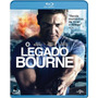 Blu-ray: O Legado Bourne - Original Lacrado