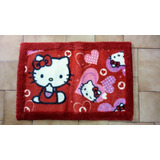 Alfombra Piso Hello Kitty