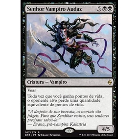 Deck Magic Preto - Vampiro