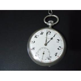 Relógio De Bolso Minerva 15 Rubis