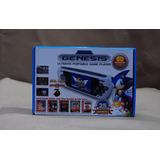 Videojuego Genesis Portatil 80 Juegos Game48