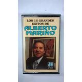 Alberto Marino Los 16 Grandes Éxitos De, Casset