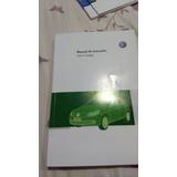 Manual Proprietario Volkswagen Gol Voyage G5 2008
