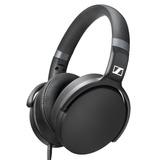 Auriculares Sennheiser Hd 4.30i Over Ear Wired W/mic Black