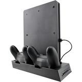 Base Refrigerante Ps4 Slim Playstation 4 Slim Dock Control