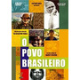 Dvd O Povo Brasileiro - (dvd Duplo) Hiper Raro