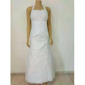 Vestido De Noiva 3 Em 1. Tamanho 42