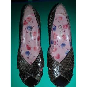Zapatos Sibyl Vane Taco Alto