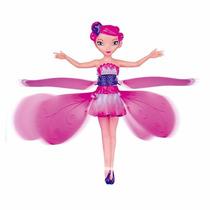 Hada Princesa Voladora Flying Fiorella Con Luz Y Melodías