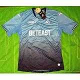 Camiseta Swansea City Gales Joma Nueva Alternativa