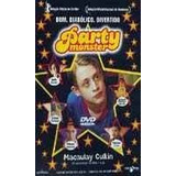 Dvd - Party Monster - Macaulay Culkin, Diana Scarwid