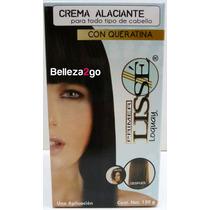Crema Alaciante Con Queratina Lissé Loquay C/envío