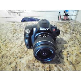 Camara Profesional Digital Sony Alpha 290, 14mp, 2.5fot/seg