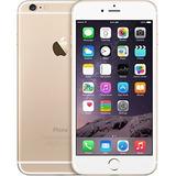 Apple Iphone 6 Plus Unlocked Cellphone, 128gb, Gold