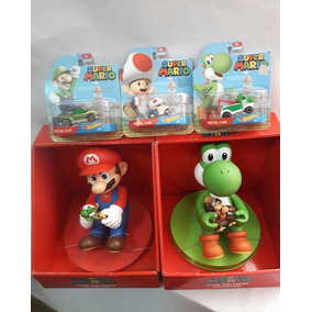 Mario Bross Y Sus Amigos Juguetes