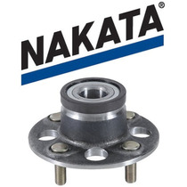 Cubo C/ Rolamento Roda Traseira New Fit 09/ C/ Abs Nakata