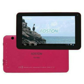 Novo Tablet Foston 787 Quadcore Camera Wifi Android 6.0