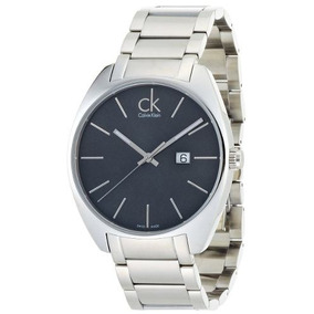 Reloj Calvin Klein Wck40 Plateado