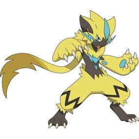 Pokémon Zeraora Competitivo Evento 6ivs Ultra Sun Ultra Moon