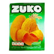 Jugo En Polvo  Zuko Sabor Mango 15 Gr
