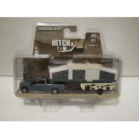 Enigma777 Greenlight Hitch Tow 15 Ford F 150 Pop Up Camper