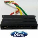 Conector Socate Alternador Ford Regulador 4 Pines
