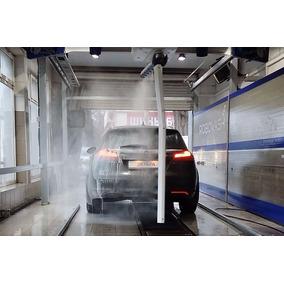 Maquina Automatica De Lavar Carros Sem Contato