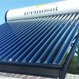 Termotanque Solar 165litros +kit Eléctrico Marca Termosol