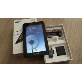 Samsung Galaxy Tab 7.0 Plus 16gb - 4g - Gt-p6200l Android